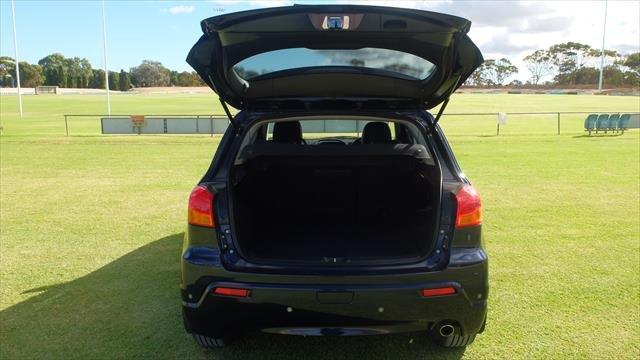 2012 Mitsubishi ASX Platinum XA MY12 BLUE