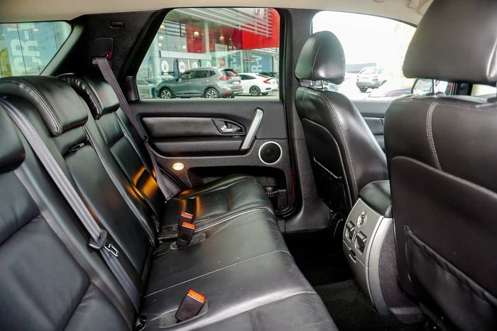 2009 FORD TERRITORY
