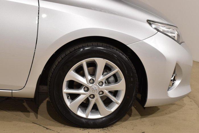 2015 Toyota Corolla Ascent Sport ZRE182R Silver Pearl