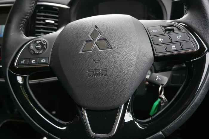 2020 Mitsubishi Outlander ES ZL MY21 Red Diamond