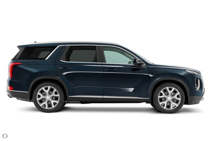 2020 Hyundai Palisade Highlander LX2.V1 MY21 Moonlight Cloud