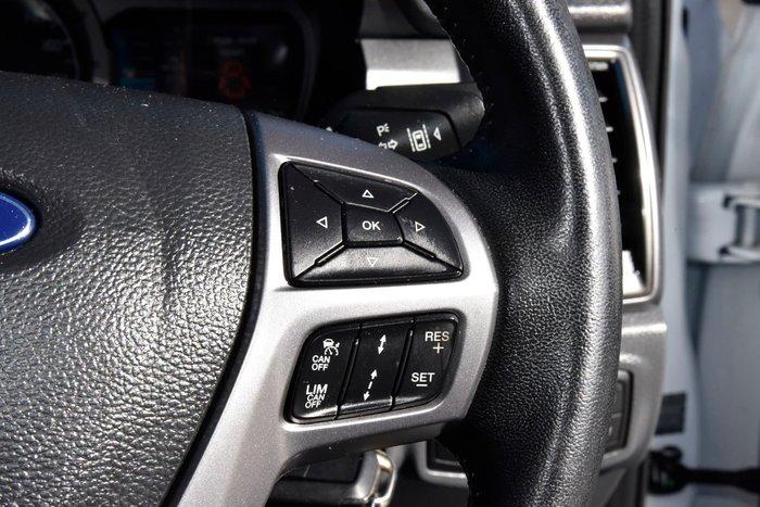 2017 Ford Ranger XLT Hi-Rider PX MkII Frozen White