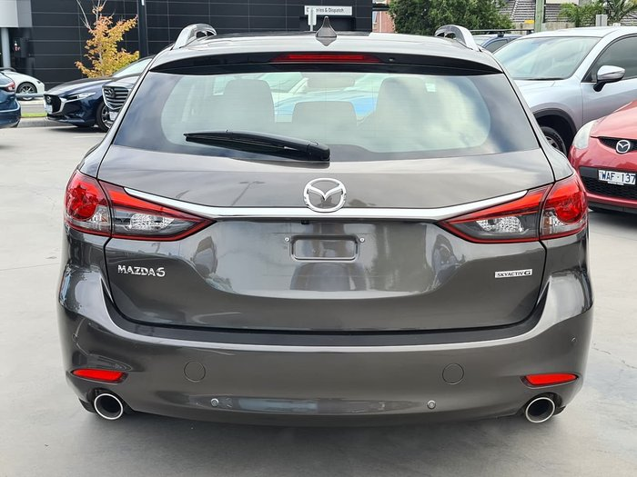 2020 Mazda 6 GT GL Series Bronze
