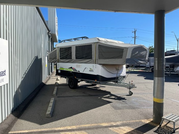 2014 JAYCO SWAN OUTBACK OUTBACK WHITE