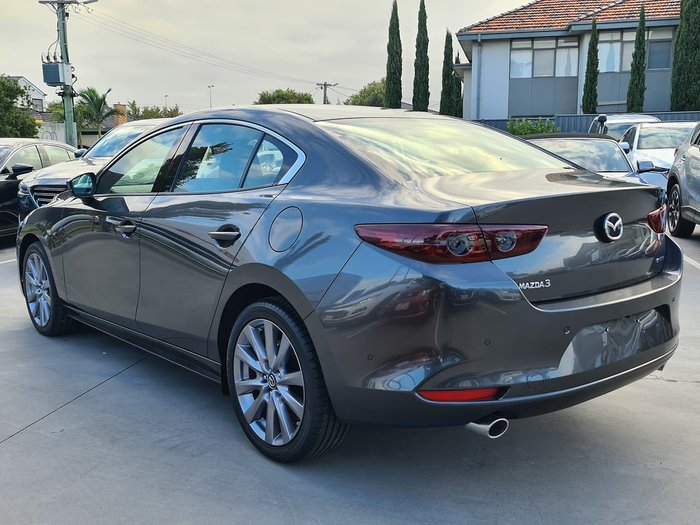 2020 Mazda 3 G20 Touring BP Series Grey