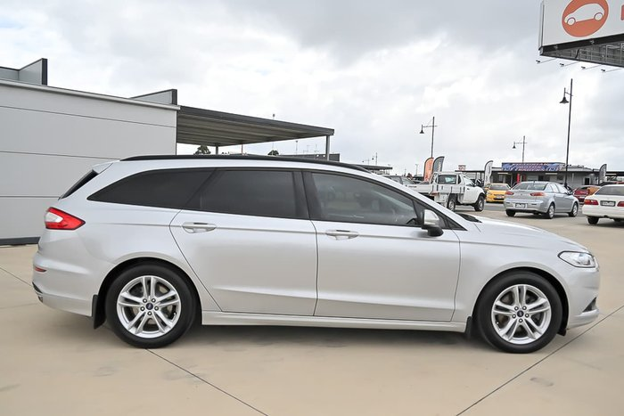 2017 Ford Mondeo Ambiente MD MY17 Silver