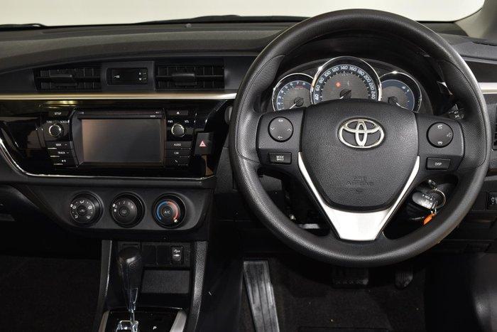 2015 Toyota Corolla Ascent ZRE172R Moonlight