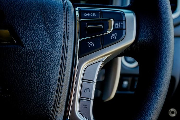 2021 Mitsubishi Triton GSR MR MY21 4X4 Dual Range Black Mica