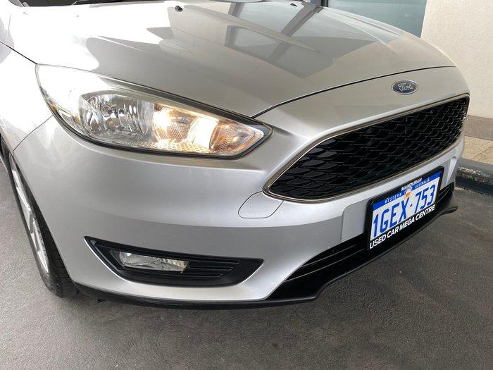 2016 Ford Focus Trend LZ Ingot Silver