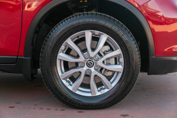 2020 Nissan X-TRAIL ST T32 Series III MY20 Ruby Red