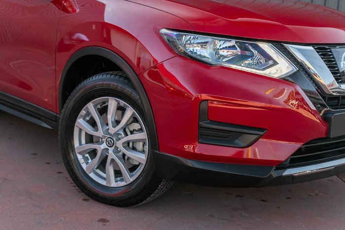 2020 Nissan X-TRAIL ST T32 Series III MY20 Ruby Red