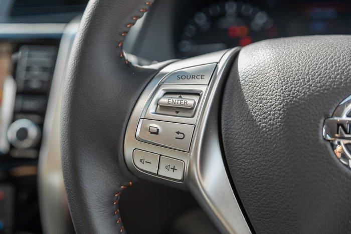 2020 Nissan Navara N-TREK Warrior D23 Series 4 4X4 Dual Range Slate Grey