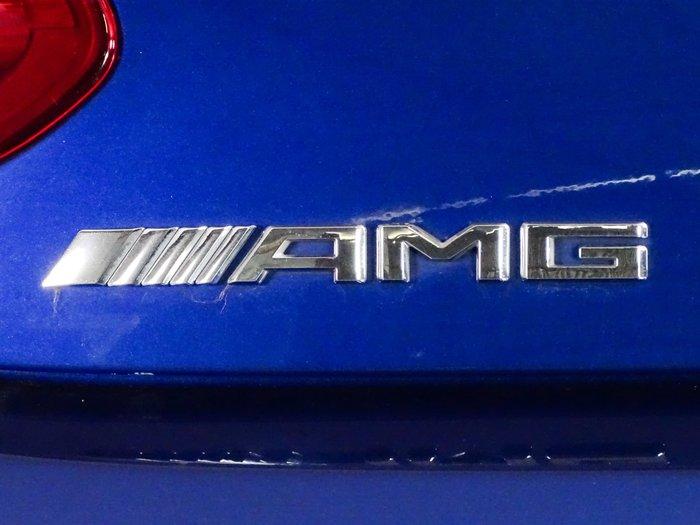 2018 Mercedes-Benz C-Class C43 AMG C205 Four Wheel Drive Blue