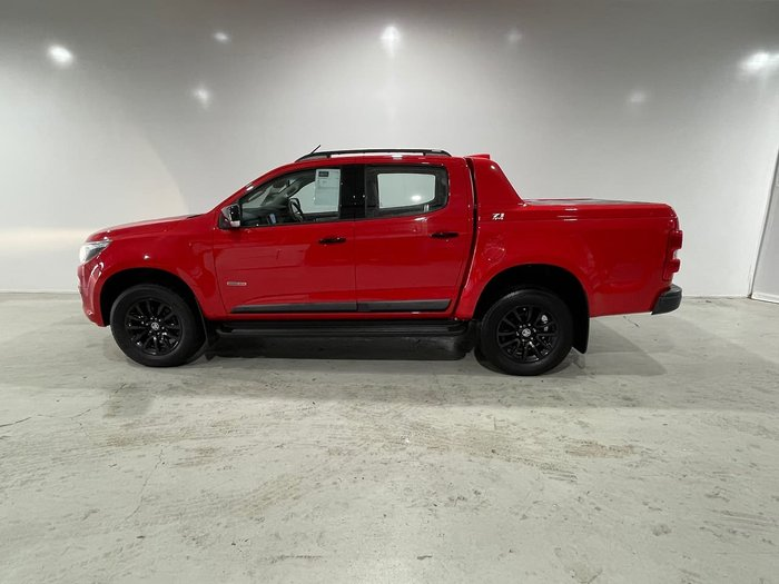 2018 Holden Colorado Z71 RG MY18 4X4 Dual Range Absolute Red