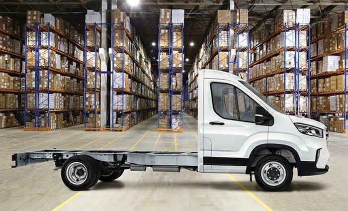 2020 LDV Deliver 9 SINGLE CAB MY21 BLANC WHITE