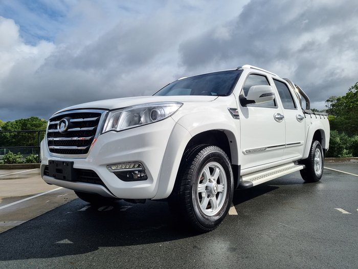 2019 Great Wall Steed NBP Pure White