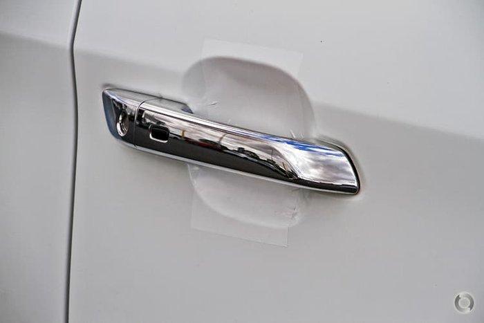 2020 Mazda BT-50 XTR TF 4X4 Dual Range Ice White