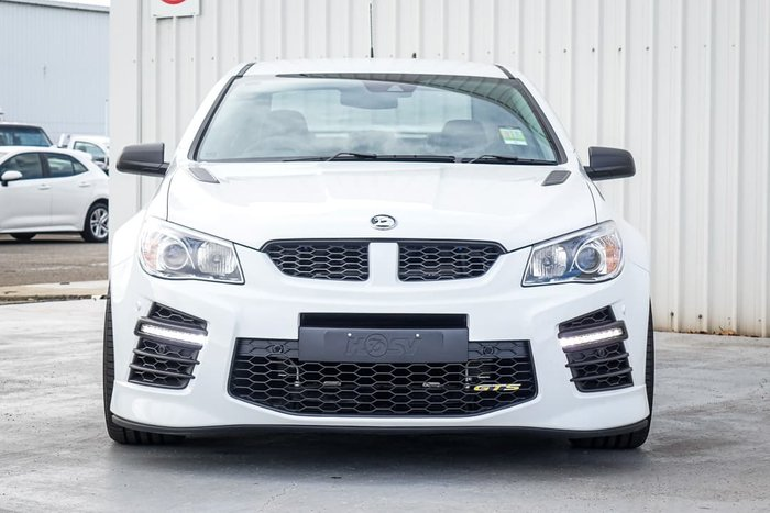 2016 Holden Special Vehicles GTS GEN-F2 MY16 White