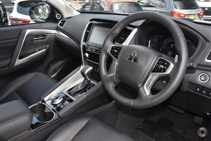 2020 Mitsubishi Pajero Sport Exceed QF MY21 4X4 Dual Range Graphite Grey