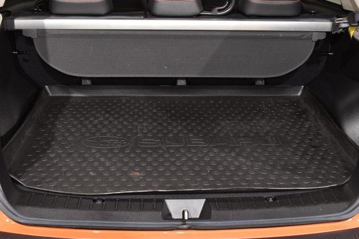 2017 Subaru XV 2.0i-S G4X MY17 AWD Tangerine Orange