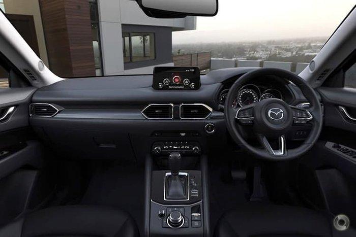 2021 Mazda CX-5 Maxx Sport KF Series AWD Polymetal Grey