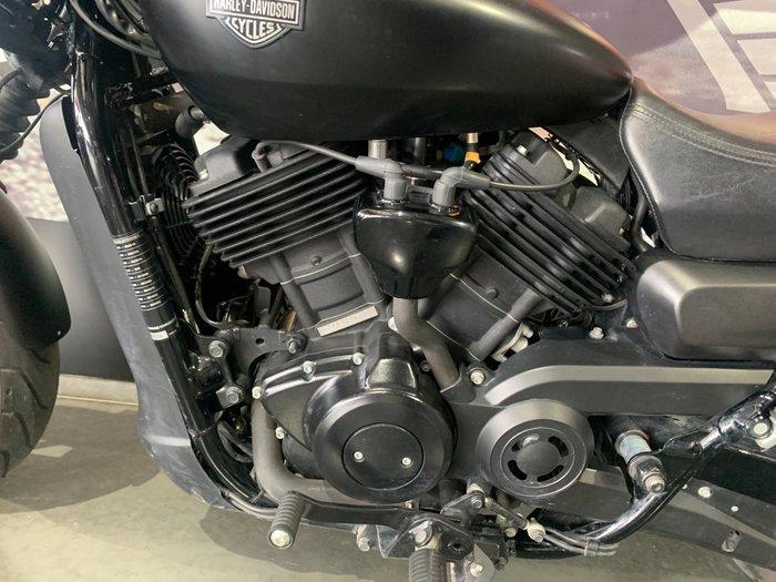 2017 HARLEY-DAVIDSON XG500 STREET 500 Black