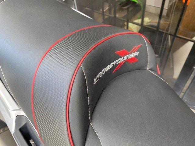 2012 Honda VFR1200X CROSS TOURER Red