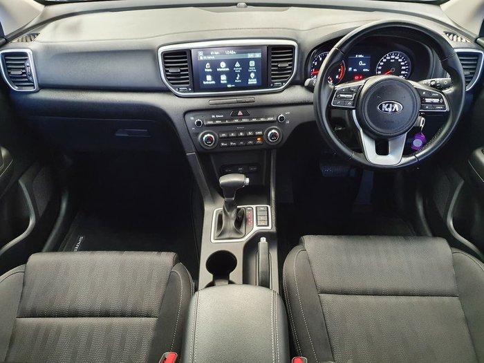 2019 Kia Sportage Si Premium QL MY19 Black