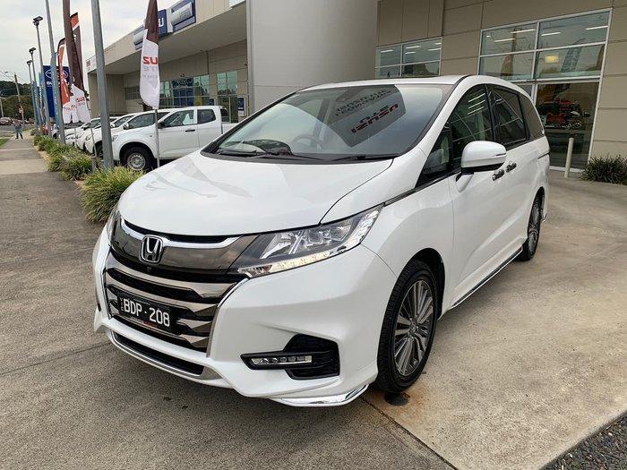 2020 Honda Odyssey VTi-L 5th Gen MY20 White