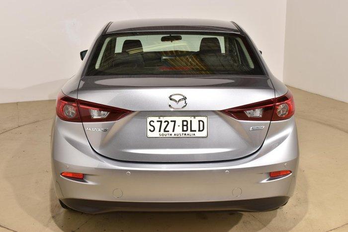 2015 Mazda 3 Neo BM Series Aluminium
