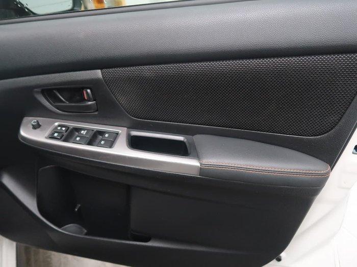 2016 Subaru XV 2.0i G4X MY16 AWD White