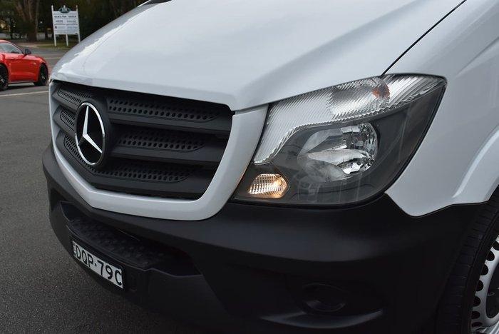 2017 Mercedes-Benz Sprinter 313CDI NCV3 White