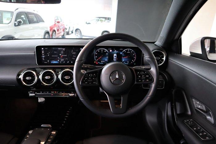 2020 Mercedes-Benz A-Class A180 W177 Polar White