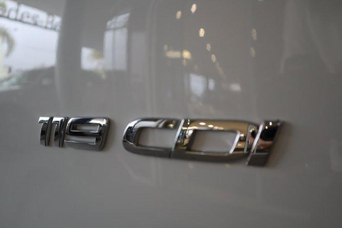 2021 Mercedes-Benz Vito 119CDI 447 Arctic White