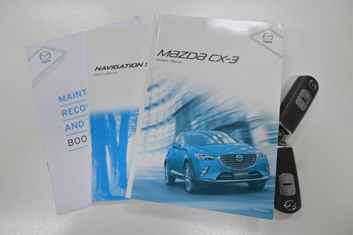 2016 Mazda CX-3 Maxx DK White