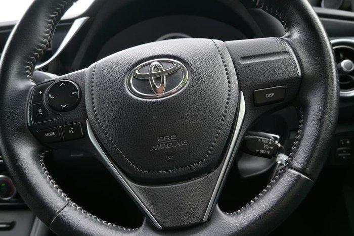 2016 Toyota Corolla Ascent Sport ZRE182R Silver Pearl