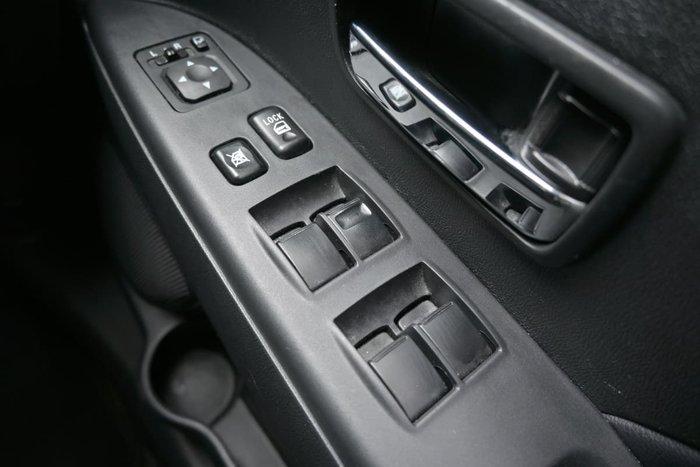 2014 Mitsubishi ASX XLS XB MY15 Cool Silver