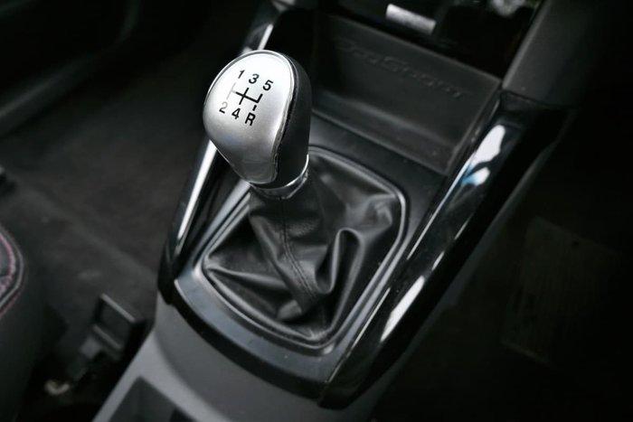 2013 Ford EcoSport Titanium BK Moondust Silver