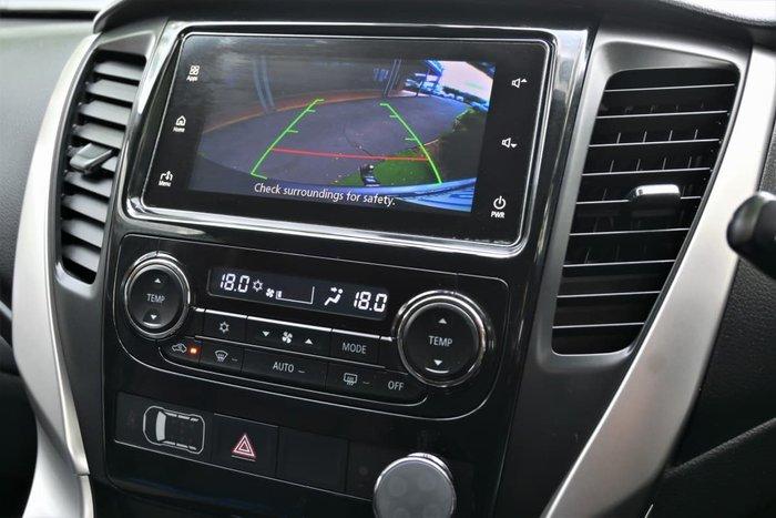 2017 Mitsubishi Pajero Sport GLS QE MY17 4X4 Dual Range Titanium