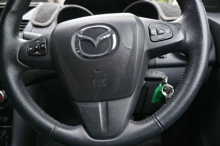 2018 Mazda BT-50 XTR UR 4X4 Dual Range Brown