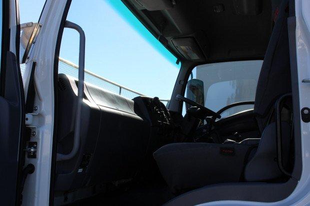 2018 Isuzu FVZ 260-300 EX-GOVERNMENT amp LOW KM'S WHITE
