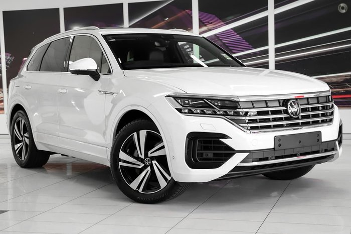 2021 Volkswagen Touareg 210TDI R-Line
