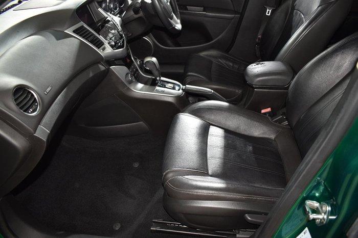 2011 Holden Cruze SRi-V JH Series II MY11 Poison Ivy
