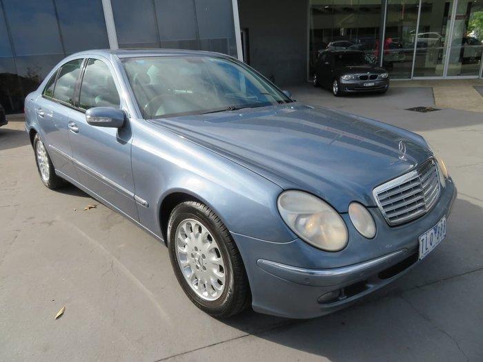 2005 Mercedes-Benz E-Class E350 Elegance W211 Blue