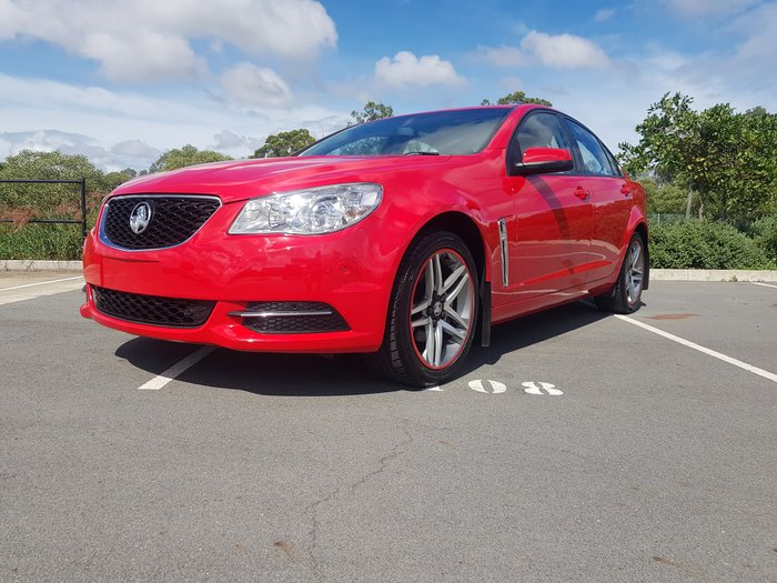 2013 Holden Commodore Evoke VF MY14 Redhot