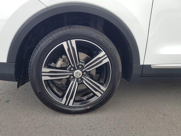 2017 MG ZS Essence AZS1 Dover White