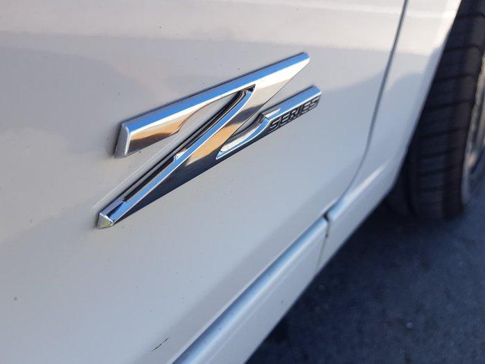 2016 Holden Cruze Z-Series JH Series II MY16 Heron White