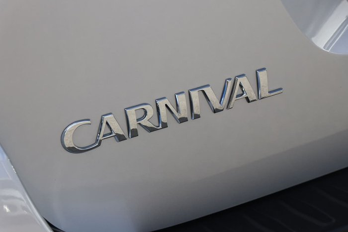 2020 Kia Carnival S YP MY20 Silver