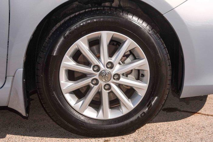 2016 Toyota Camry Altise AVV50R Blue
