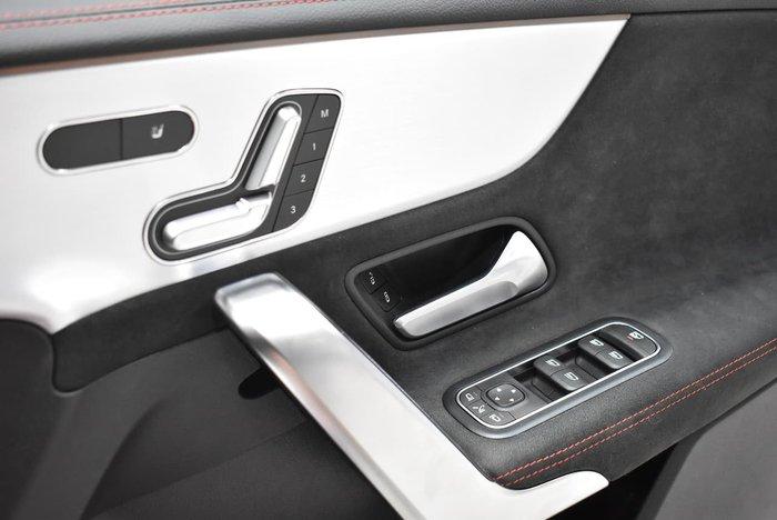 2020 Mercedes-Benz CLA-Class CLA200 C118 Mountain Grey